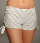 The Pin Up Chevron Tie Short