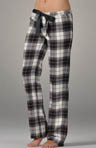 Plaid Flannel Pant