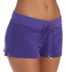 Terry Drawstring Shorts Image