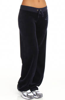 Juicy Couture Laurel Velour Pant JG008274