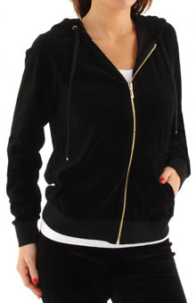 Juicy Couture Relaxed Hoodie JG008317