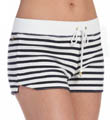 Striped Terry Shorts Image