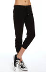 Relaxed Terry Basics Slim Capri Pant Image