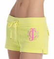 Juicy Couture Terry Flower Burst Snap Pocket Short JG009360