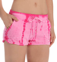 Juicy Couture Tie Dye Velour Short JG009480