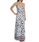 Costa Blanca Terry Maxi Dress Image
