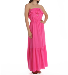 Juicy Couture Ruffled Maxi Dress JG009554