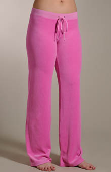 Original Leg Velour Pant