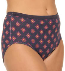 Just My Size Plus Size Cotton Brief Panty - 5 Pack 1610