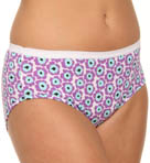 Just My Size Cotton Hipster Panty 5-Pack 1641
