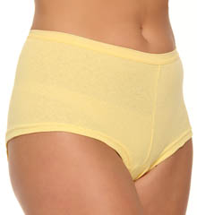 Just My Size Cotton BoyBrief Panty - 5 Pack