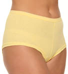 Just My Size Cotton BoyBrief Panty - 5 Pack 1649