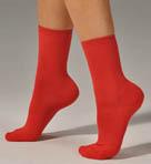 Solid Crew Sock
