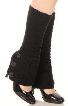 3 Button Leg Warmer