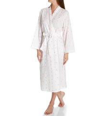 KayAnna Daisy Embroidery Long Robe D07111