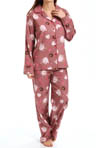 Tea Time Flannel PJ Set Image