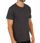 Kenneth Cole Super Fine Cotton Crewneck T-Shirts - 2 Pack RN24M01