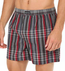 Kenneth Cole Reaction Fashion Woven Boxer