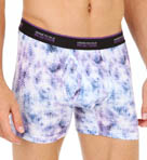 Kenneth Cole Reaction Fashion Pixel Print Boxer Briefs REM5305