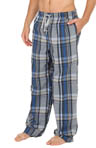 Kenneth Cole Reaction West Side Peached Woven Cotton Sleep Pants REM6206