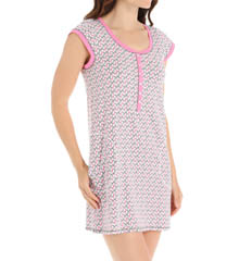 Kensie Favorites Short Sleeve Sleepshirt 2316223