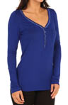 Kensie Chilled Out Long Sleeve Top 2413677