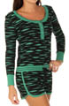 Kensie Quite The Character Thermal Jumpsuit 2513570