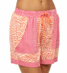 Kensie Sidewalk Cafe Woven Short 2513577