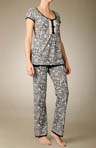 Zoe Cap Sleeve PJ Set
