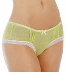 Kensie Maya Dot Boyshort Panty 6013503