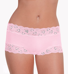 Knock out! Smart Panties Lacy Boyshort Panty KO-0300