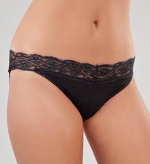 Knock out! Smart Pant Lacy Low Rise Bikini Panty