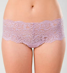 Knock out! Smart Pant Lacy Mid Rise Thong