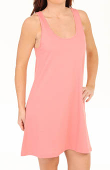 Knock out! Mighty Nighties Kool Tank Nightgown KO-5500