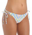 L Space Antigua White Gazebo Swim Bottom AW10F15
