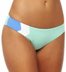 L Space Geo Hipster Full Cut Swim Bottom