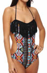 L Space City Tribe Prima Donna One Piece Swimsuit CT20M13