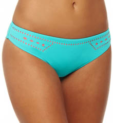 L Space Novelties Lexi Full Cut Swim Bottom