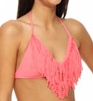 L Space Brasilia Audrey Halter Swim Top MX56T13