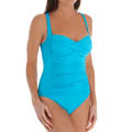 Core Solids OTS Foam Cup One Piece Swimsuit Image