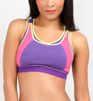 High Impact Nursing Sports Bra Image