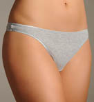 Miss Studio Cotton Basic Thong