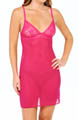 Rosa Lace Top Tulle Body Chemise Image