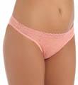La Perla Rosa Lace Brazilian Panty 16829