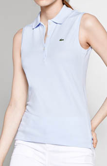 Lacoste Sleeveless Stretch Pique Polo PF5816-51