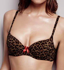 L'Agent by Agent Provocateur Leonara Padded Balcony Bra L009-12