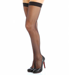 L'Agent by Agent Provocateur Fishnet Thigh High LH00-87