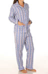 Button Up PJ Set