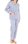 Lanz of Salzburg Button Up PJ Set 573687