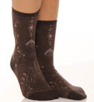 Tapestry Floral Trouser Sock